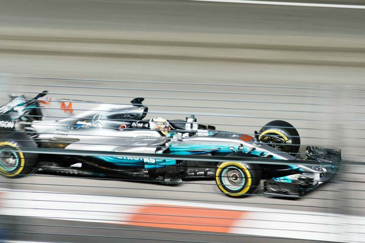 The sound of racing silence: get ready for an electric Formula 1